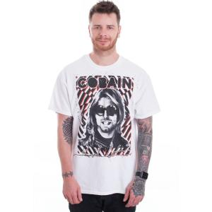 インペリコン Impericon メンズ Tシャツ トップス - Psychedelic Photo White - T-Shirt white fermart-hobby