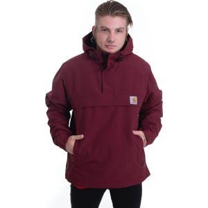 カーハート Carhartt WIP メンズ ジャケット アウター - Nimbus Bordeaux Winter - Jacket burgundy|fermart-hobby