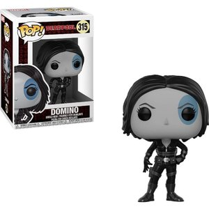 デッドプール Deadpool フィギュア Domino POP! Bobble Figure multicolored|fermart-hobby