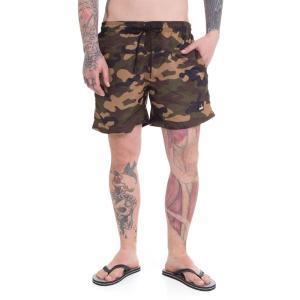 アイアン ネイル Ironnail メンズ 海パン 水着・ビーチウェア David Woodcamo Board Shorts camouflage|fermart-hobby
