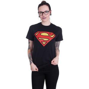 インペリコン Impericon レディース Tシャツ トップス - Shield Crackle Logo - T-Shirt black|fermart-hobby