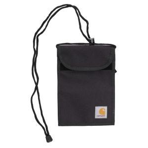 カーハート Carhartt WIP ユニセックス クラッチバッグ バッグ Collins Duck Black Neck Pouch Bag black|fermart-hobby