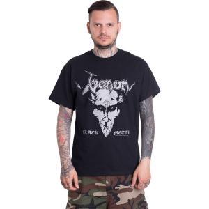 インペリコン Impericon メンズ Tシャツ トップス - Black Metal - T-Shirt black fermart-hobby