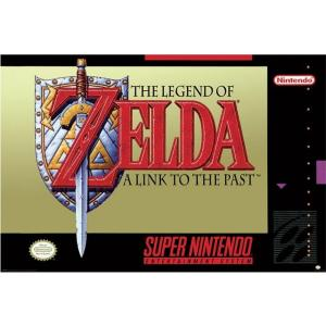 ゼルダの伝説 The Legend Of Zelda グッズ Super Nintendo Poster multicolored|fermart-hobby