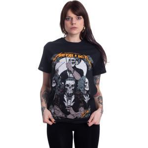 インペリコン Impericon レディース Tシャツ トップス - S&M2 After Party - T-Shirt black|fermart-hobby