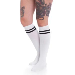 アーバンクラシックス Urban Classics ユニセックス ソックス インナー・下着 College White/Black Socks white|fermart-hobby
