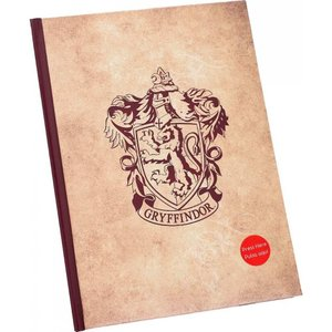 ハリー ポッター Harry Potter グッズ - Gryffindor Light Up - Notebook beige|fermart-hobby