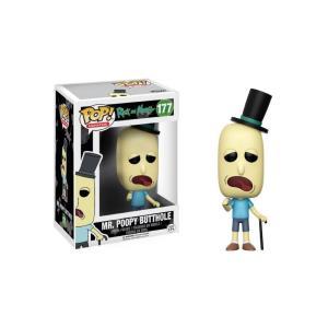 リック&モーティ Rick And Morty フィギュア Mr. Poopy Butthole POP! Vinyl Figure multicolored fermart-hobby