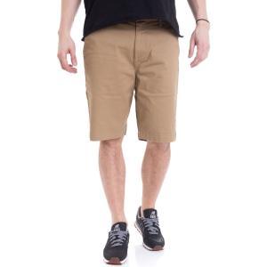 インペリコン Impericon メンズ ショートパンツ ボトムス・パンツ - Worker Straight 20.5 Khaki - Shorts beige fermart-hobby