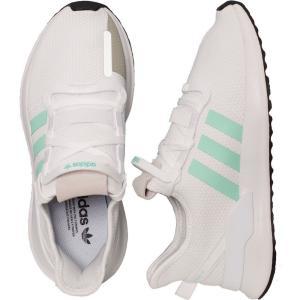 アディダス Adidas レディース スニーカー シューズ・靴 U_Path Run W Ftw White/Clemin/Core Black Shoes white|fermart-hobby
