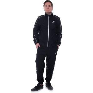 ナイキ Nike メンズ ジャージ アウター - Sportswear Black/White/White - Tracksuit fermart-hobby