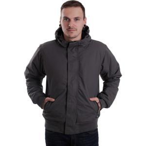ディッキーズ Dickies メンズ ジャケット アウター Cornwell Charcoal Grey Jacket grey|fermart-hobby