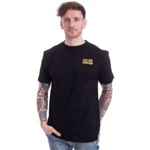 サンタクルーズ Santa Cruz メンズ Tシャツ トップス Knox Firepit Black T-Shirt black|fermart-hobby