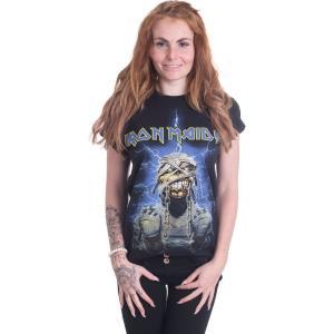 インペリコン Impericon レディース Tシャツ トップス - Powerslave Mummy - T-Shirt black|fermart-hobby