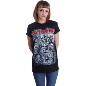 インペリコン Impericon レディース Tシャツ トップス - Nine Eddies - T-Shirt black|fermart-hobby