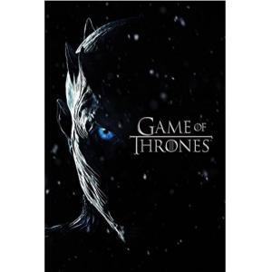 ゲーム オブ スローンズ Game Of Thrones グッズ Night King Poster black|fermart-hobby