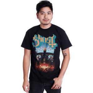 インペリコン Impericon メンズ Tシャツ トップス - Meliora - T-Shirt black|fermart-hobby