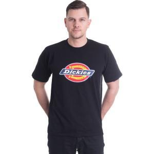ディッキーズ Dickies メンズ Tシャツ トップス - Horseshoe Black - T-Shirt black fermart-hobby