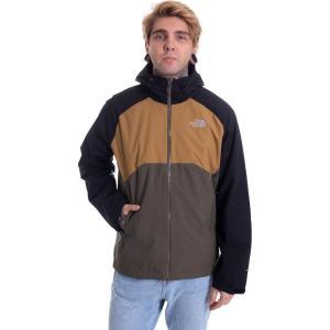 ザ ノースフェイス The North Face メンズ ジャケット アウター - Stratos New Taupe Green/TNF Black/British Khaki - Jacket multicolored|fermart-hobby