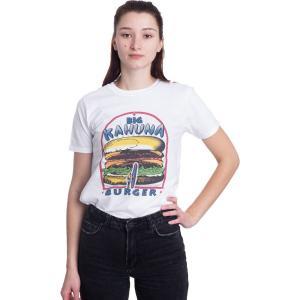 インペリコン Impericon レディース Tシャツ トップス - Big Kahuna - T-Shirt black|fermart-hobby
