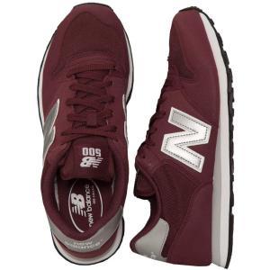 ニューバランス New Balance メンズ スニーカー シューズ・靴 GM500 D Burgundy Shoes burgundy|fermart-hobby