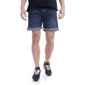 ドクターデニム Dr. Denim メンズ ショートパンツ ボトムス・パンツ - Mac Shaded Dark Blue - Shorts blue|fermart-hobby