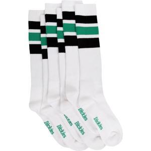ディッキーズ Dickies ユニセックス ソックス インナー・下着 Atlantic City Pack Of 3 Socks white fermart-hobby