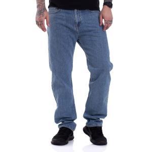 カーハート Carhartt WIP メンズ ジーンズ・デニム ボトムス・パンツ - Pontiac Milton Blue Stone Bleached - Jeans blue|fermart-hobby