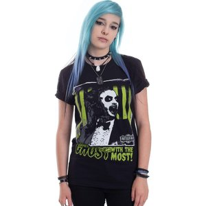インペリコン Impericon レディース Tシャツ トップス - Ghost With The Most - T-Shirt black|fermart-hobby