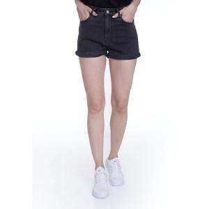 ドクターデニム Dr. Denim レディース ショートパンツ ボトムス・パンツ - Jenn Retro Black - Shorts black|fermart-hobby