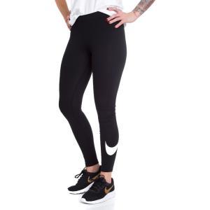 ナイキ Nike レディース スパッツ・レギンス インナー・下着 Club Logo 2 Black/White Leggings black|fermart-hobby
