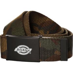 ディッキーズ Dickies ユニセックス ベルト Orcutt Camouflage Belt camouflage|fermart-hobby