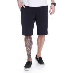ヴァンズ Vans メンズ ショートパンツ ボトムス・パンツ - Authentic Decksider - Shorts black|fermart-hobby