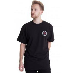 ヴァンズ Vans メンズ Tシャツ トップス - Checker 66 Black - T-Shirt black|fermart-hobby