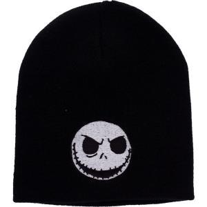 インペリコン Impericon ユニセックス ニット ビーニー 帽子 - Skull - Beanie black|fermart-hobby