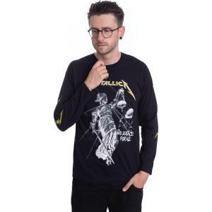 インペリコン Impericon メンズ トップス - And Justice For All Black - Longsleeve black|fermart-hobby