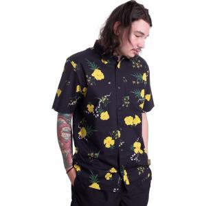 ヴァンズ Vans メンズ シャツ トップス - Super Bloom Floral Black/Super Bloom - Shirt black|fermart-hobby