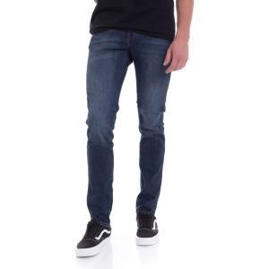 ドクターデニム Dr. Denim メンズ ジーンズ・デニム ボトムス・パンツ Snap Shaded Dark Blue Jeans blue|fermart-hobby