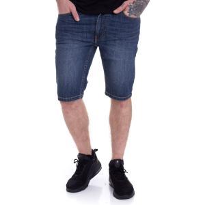 ディッキーズ Dickies メンズ ショートパンツ ボトムス・パンツ - Rhode Island Slim Fit Mid Blue - Shorts blue|fermart-hobby
