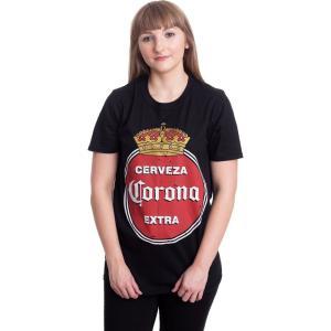インペリコン Impericon レディース Tシャツ トップス - Extra Retro Logo - T-Shirt black fermart-hobby