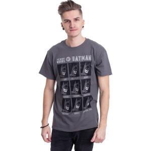 インペリコン Impericon メンズ Tシャツ トップス - Moods Of Grey - T-Shirt grey fermart-hobby