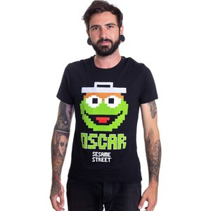 インペリコン Impericon メンズ Tシャツ トップス - Oscar - T-Shirt black|fermart-hobby