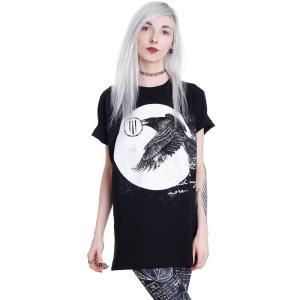 アイアン ネイル Ironnail レディース Tシャツ トップス Cronin T-Shirt black|fermart-hobby
