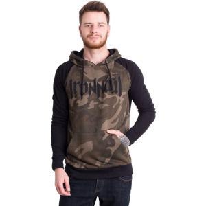 アイアン ネイル Ironnail メンズ パーカー トップス Alvarez Camo Hoodie camouflage|fermart-hobby