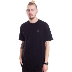 ヴァンズ Vans メンズ Tシャツ トップス - Left Chest Logo Black/White - T-Shirt black|fermart-hobby