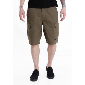 ディッキーズ Dickies メンズ ショートパンツ ボトムス・パンツ New York Dark Olive Shorts green|fermart-hobby