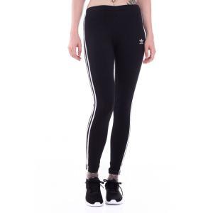 アディダス Adidas レディース スパッツ・レギンス インナー・下着 - Trefoil Black - Leggings black|fermart-hobby