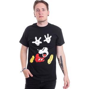 インペリコン Impericon メンズ Tシャツ トップス - Panic Face - T-Shirt black|fermart-hobby
