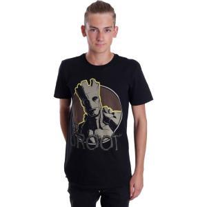 インペリコン Impericon メンズ Tシャツ トップス - Groot - T-Shirt black|fermart-hobby