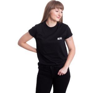 インペリコン Impericon レディース Tシャツ トップス - F&B Packaged Black Ice - T-Shirt black|fermart-hobby